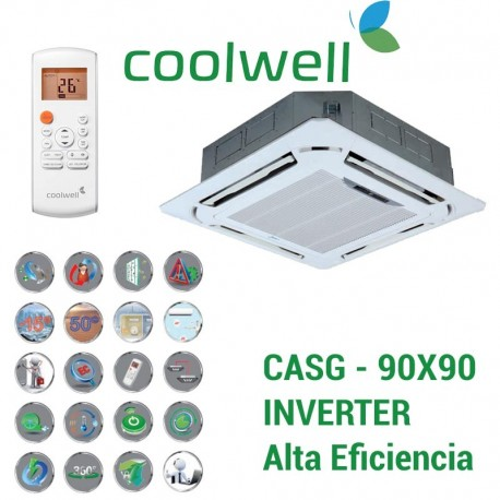 Coolwell Cassette 60X60 CASG 140