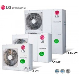 LG Therma V MonoBloc HM051M.U43