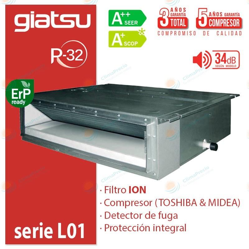 Giatsu GIA-D-24 L01 Conducto
