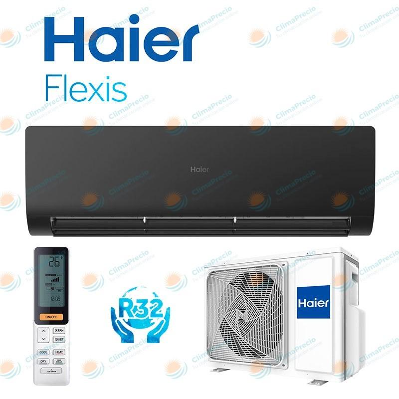 Haier Flexis 50 Black