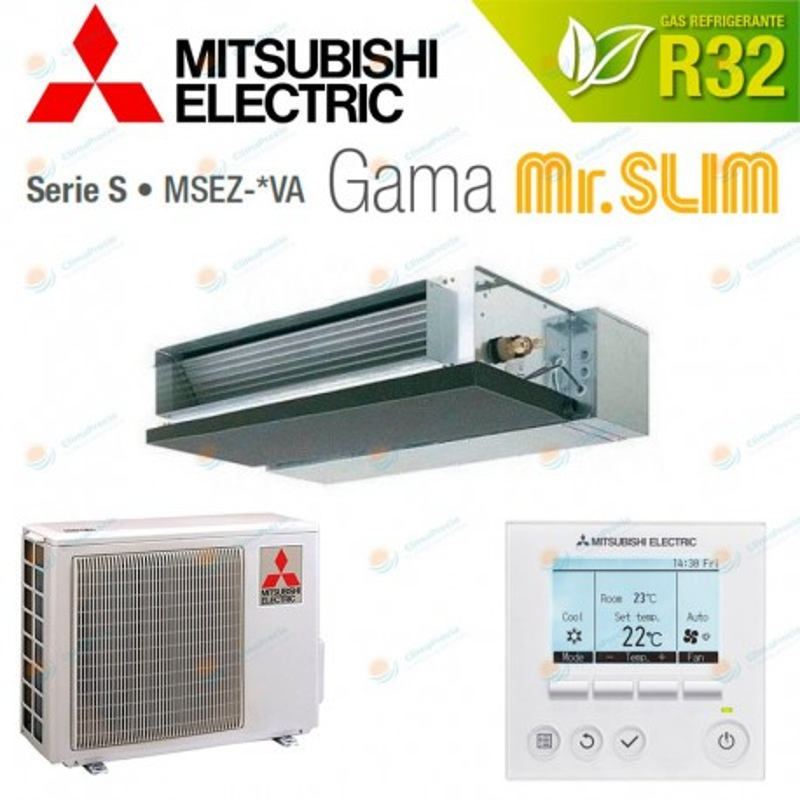 Mitsubishi Electric MSEZ-25VA