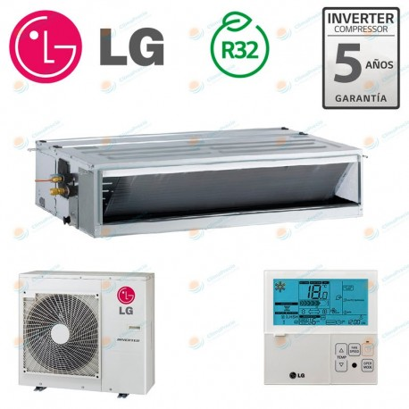 LG CM18R + UU18WCR
