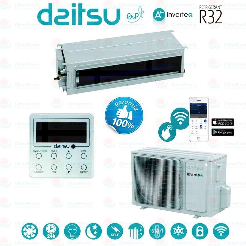 Daitsu Conductos ACD 18 Ki-DB