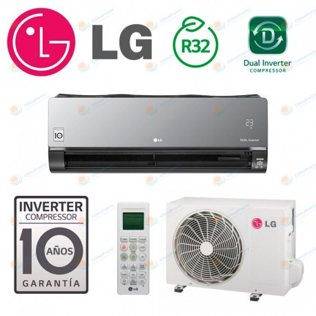 LG Art Cool Mirror Connect AC18BQ