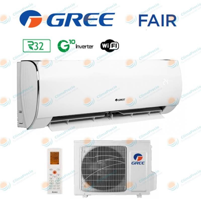 Gree Fair 18