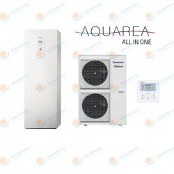 Aquarea All In One KIT-ADC12HE8-CL
