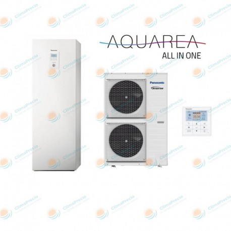Aquarea All In One T-CAP KIT-AXC12HE5-CL