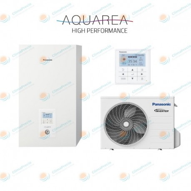 Aquarea High Performance KIT-WC05H3E5-CL1