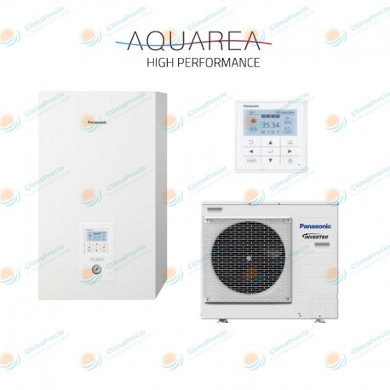 Aquarea High Performance KIT-WC09H3E5-CL1
