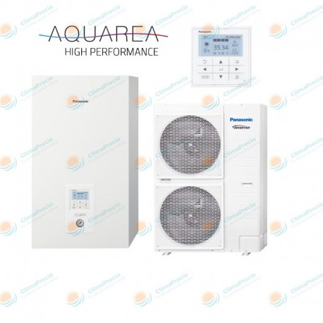 Aquarea High Performance KIT-WC12H9E8-CL