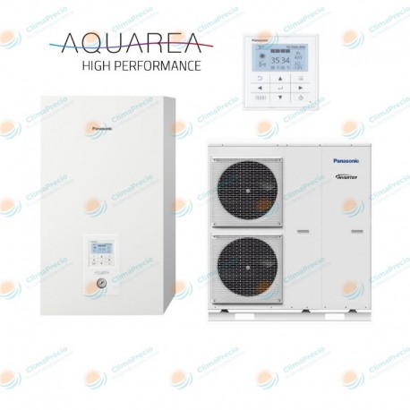 Aquarea T-CAP KIT-WQC12H9E8-CL