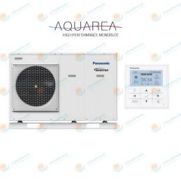 Aquarea High Performance WH-MDC07H3E5-CL