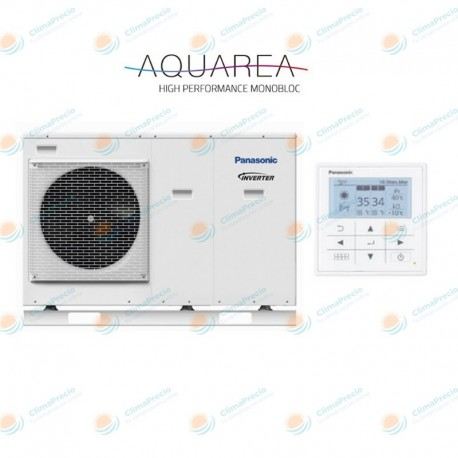 Aquarea High Performance WH-MDC09H3E5-CL