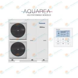 Panasonic Aquarea T-CAP WH-MXC12H9E8-CL