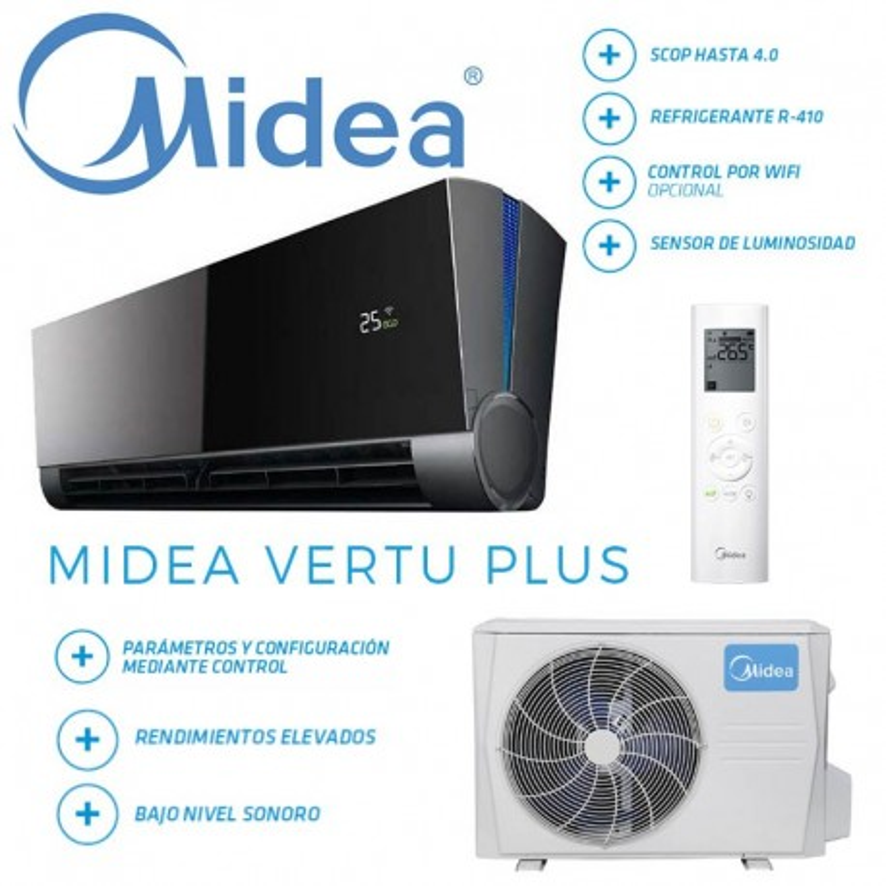 Midea Vertu Plus 35(12)N8