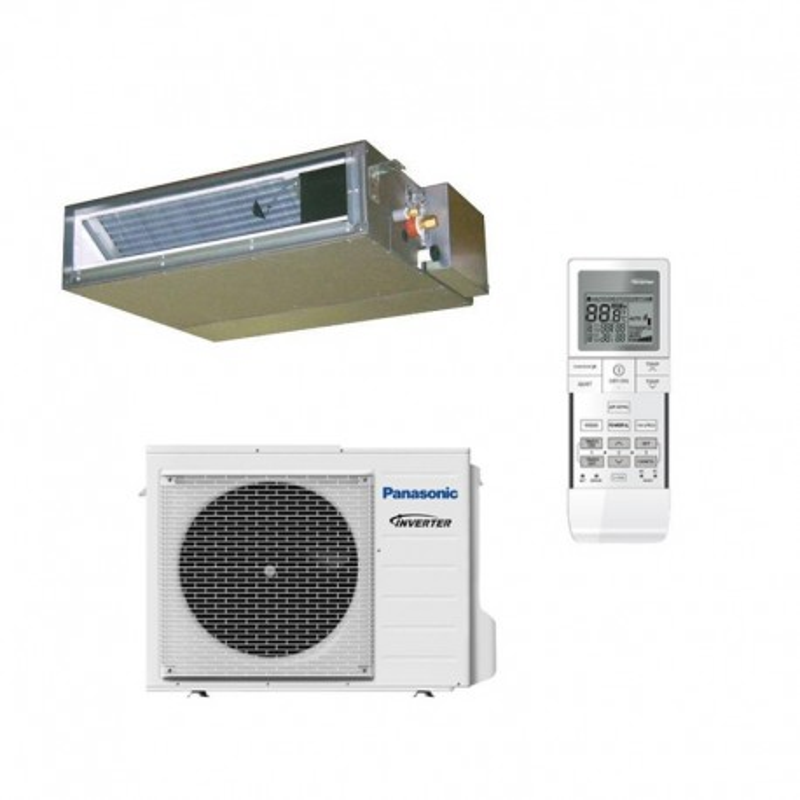 Panasonic KIT-Z60-UD3EA Conductos