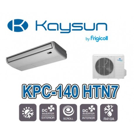 Kaysun KPC-140 HTN7 ON-OFF