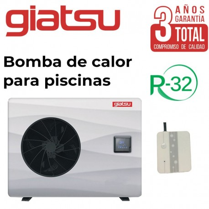Bomba de calor para piscinas Giatsu GIA-SWP-0-160LIO