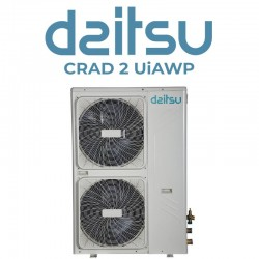 Daitsu MiniChiller INVERTER CRAD 2 UiAWP 60 Trifásico