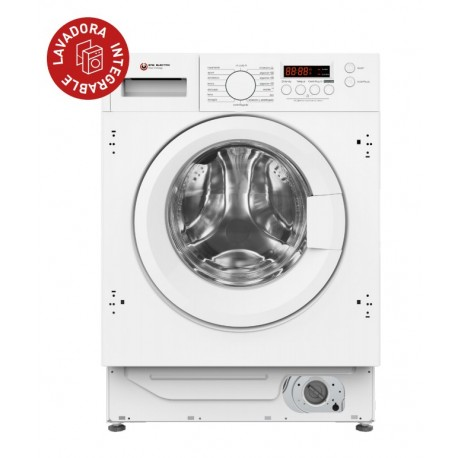 Lavadora Integrable 8 Kg EAS Electric EMWI8240