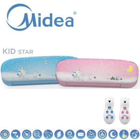 Split 1X1 Midea KID STAR 27 IU