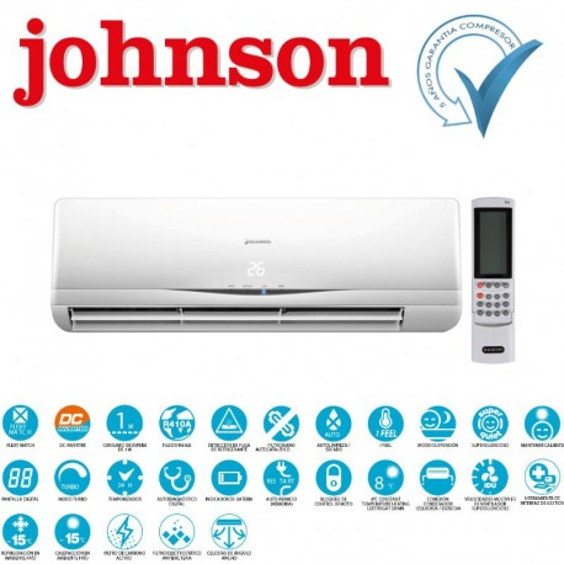 Johnson HKD018-N11
