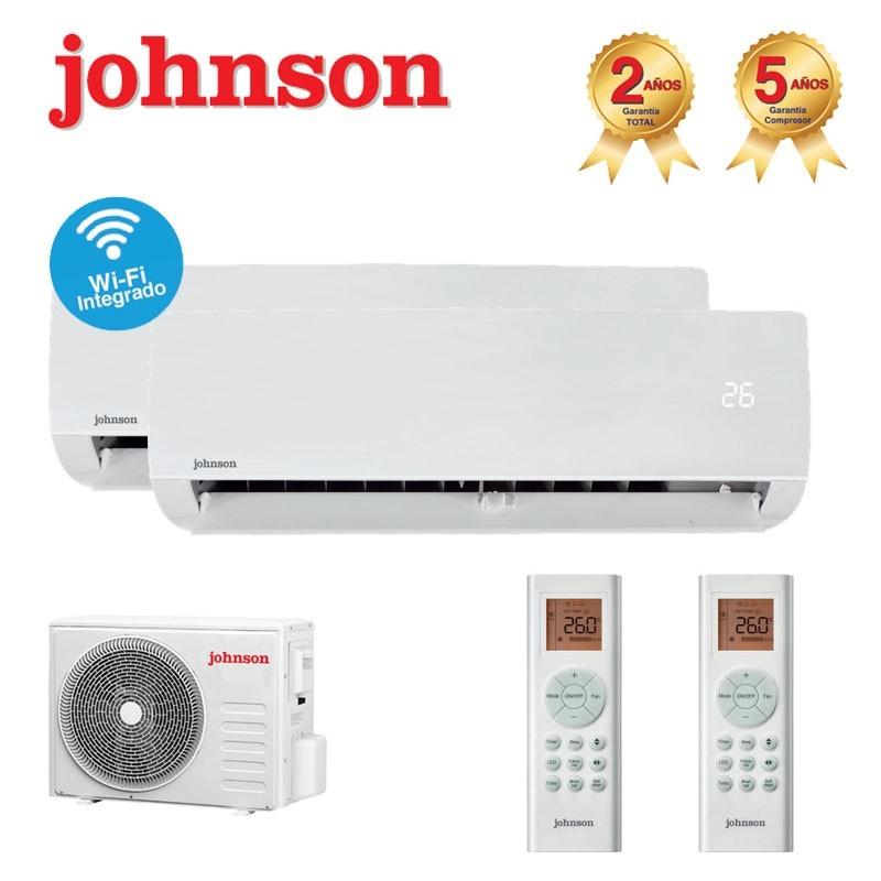 Johnson 2x1 J2FM42 + 25 + 25