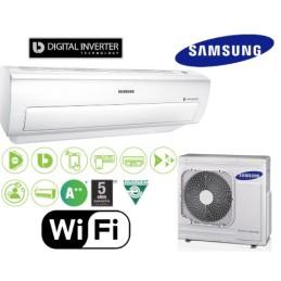 4X1 Samsung Multisplit Wi-Fi 1800x4 frigorías 4XAR07HSFNBWKNEU-AJ070FCJ4EH/EU
