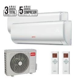 Giatsu 2x1 GIA-MO3-21IX41BR32 + GIA-MSI09AR2R32 + GIA-S18AR2B- R32-I