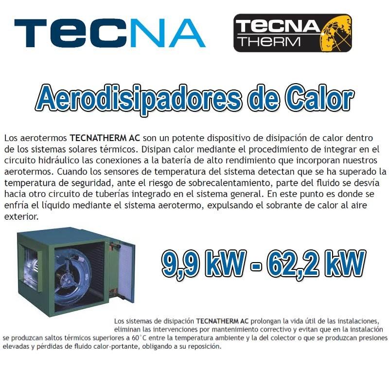 TecnaTherm Serie AC AC-7 de 1/10 CV