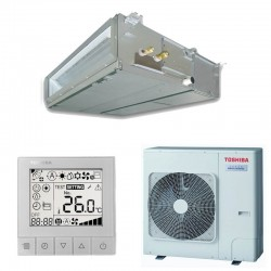 Toshiba SPA Inverter 140 Conductos