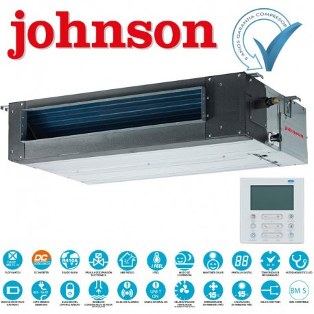 Johnson DCD 48 Conductos Monofásico