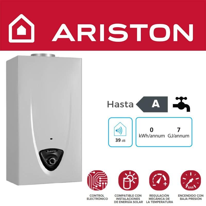Calentador a gas Ariston Fast 11 EVO B