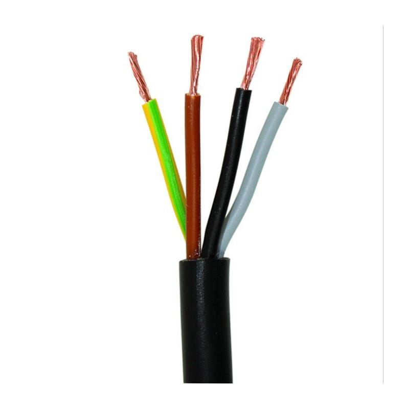 Cable Eléctrico Cobre 4 X 1,5 mm