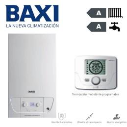Caldera de gas Condensación Baxi Victoria Condens 24/24F