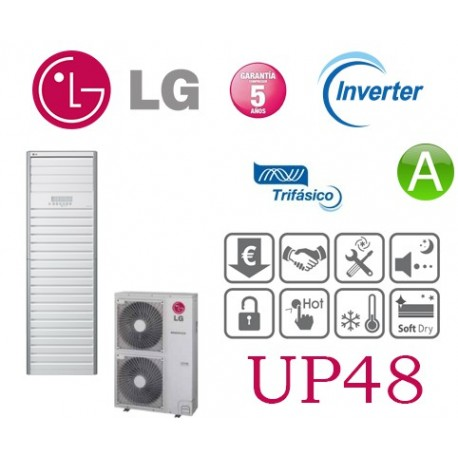 LG SUELO VERTICAL UP48