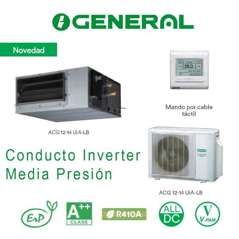 General ACG 12 UiA-LB