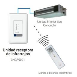 Mando inalámbrico + Receptor IR