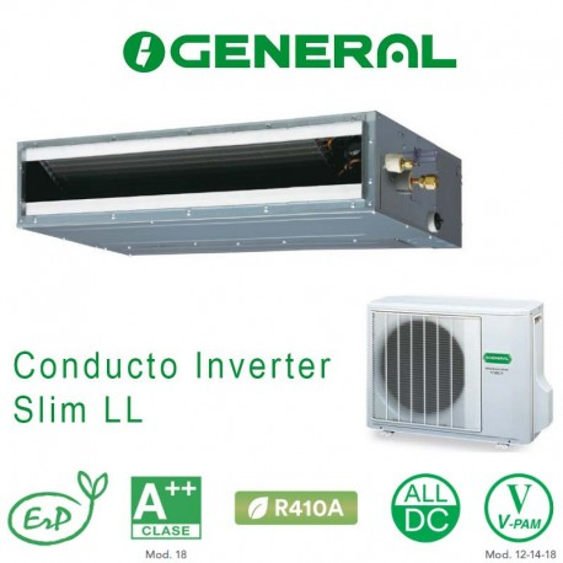 General ACG 18 UiA-LL