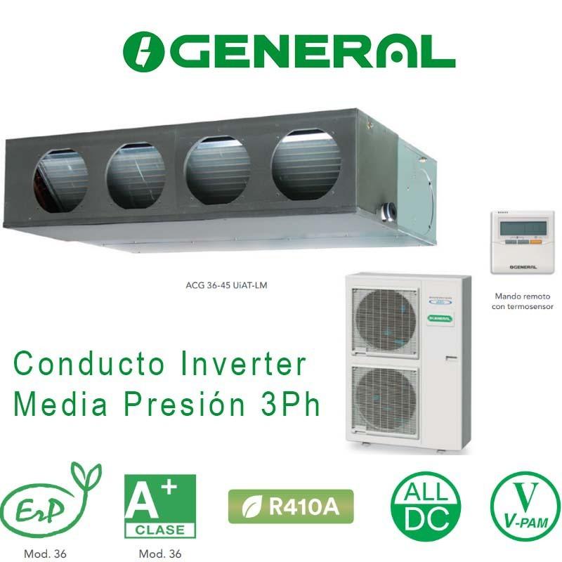 General ACG 36 UiAT-LM Trifásico