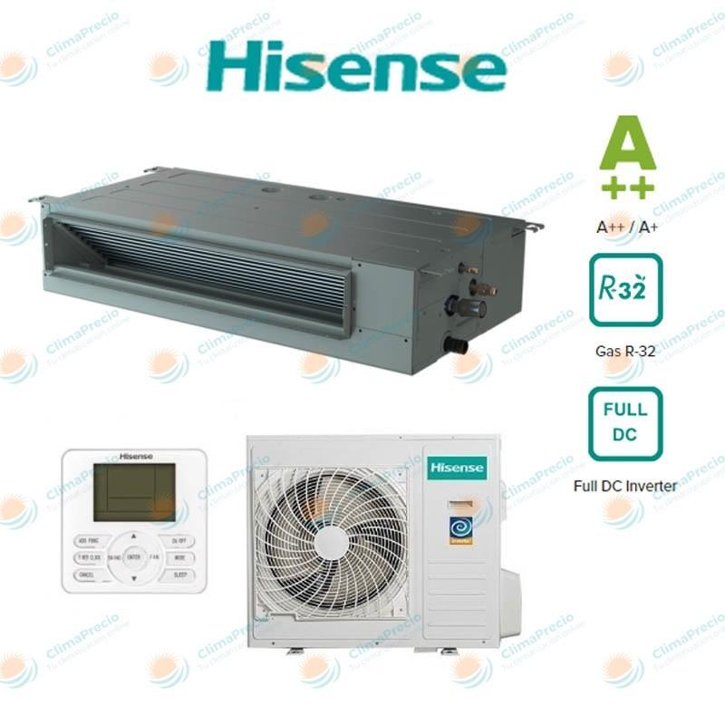 Hisense AUD125UX4RADH4
