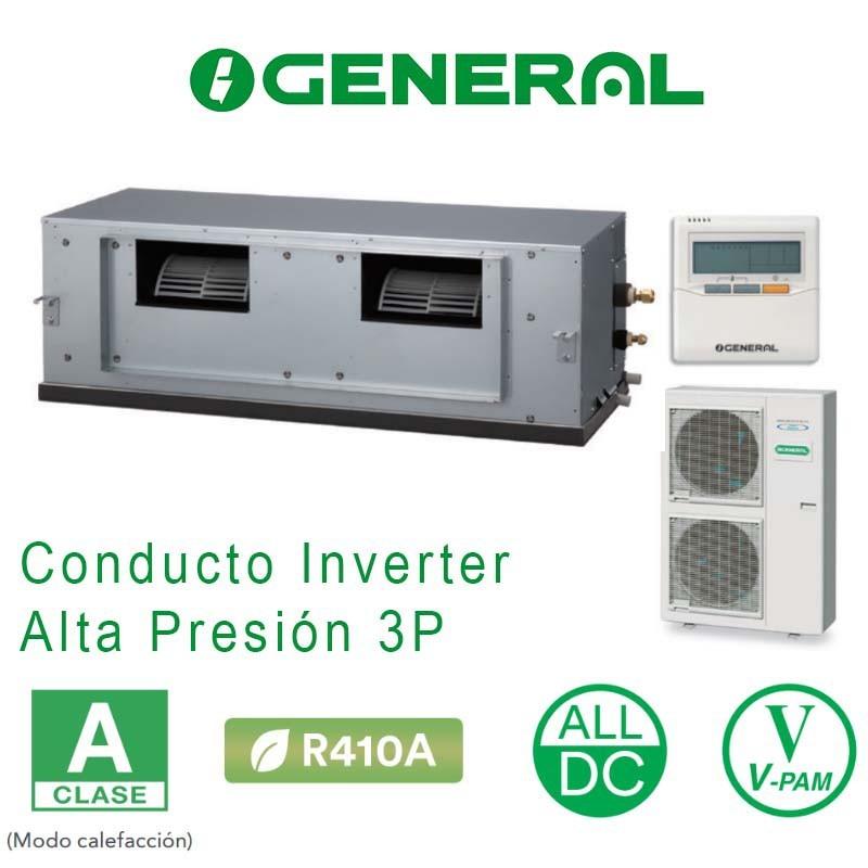 General ACG 60H UiAT-LH Trifásica Alta Presión
