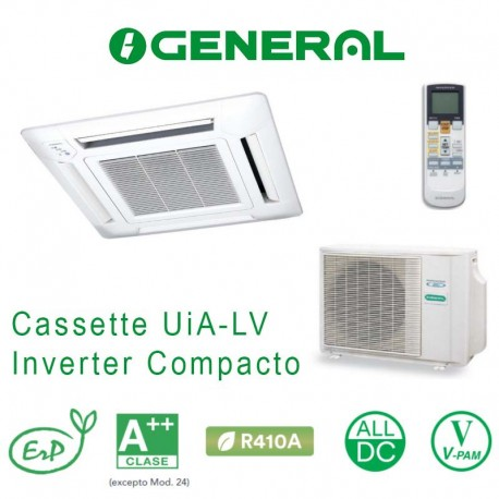 General AUG 14 UiA-LV Cassette