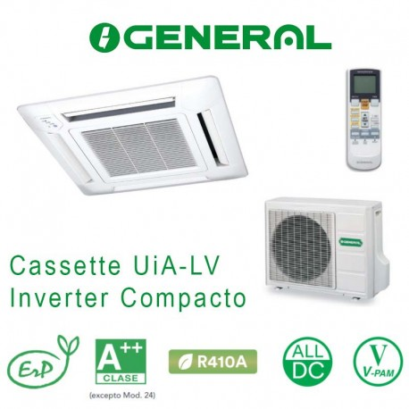 General AUG 24 UiA-LV Cassette