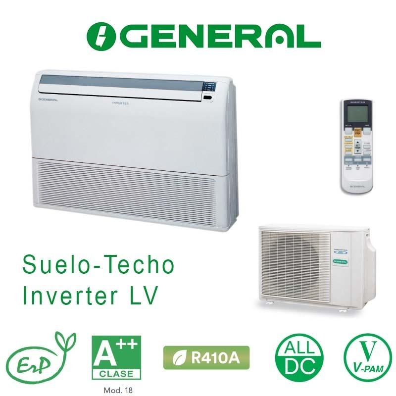 General ABG 18 UiA-LV Suelo-Techo