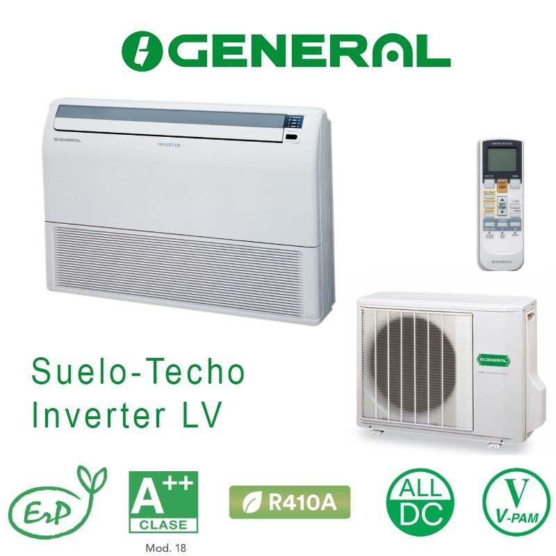 General ABG 24 UiA-LV Suelo-Techo