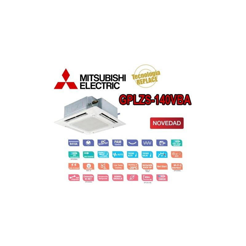 Mitsubishi Electric GPLZS-140VBA Cassette