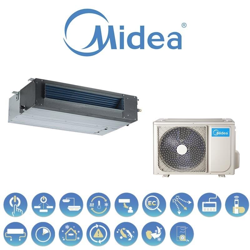 Midea MTBE 53 Conducto