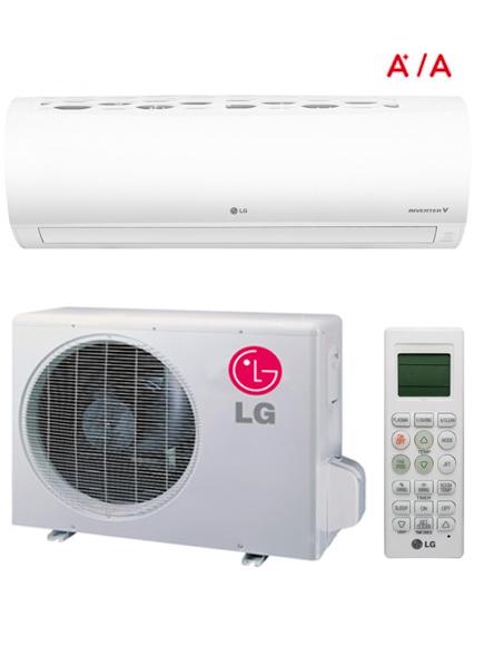 Super oferta split lg modelo z12em blog for Aire acondicionado 3500 frigorias inverter