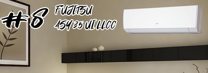 Muestra el aire acondicionado Fujitsu ASY 35 UI-LLCC